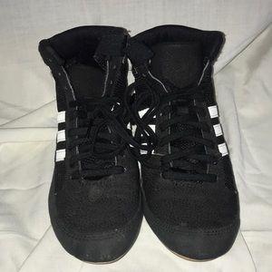Adidas Wrestling kids soccer sneakers